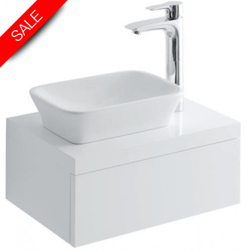Toto - MH Vanity Unit For Hand Rinse Vessel, 500 x 350 x 210mm