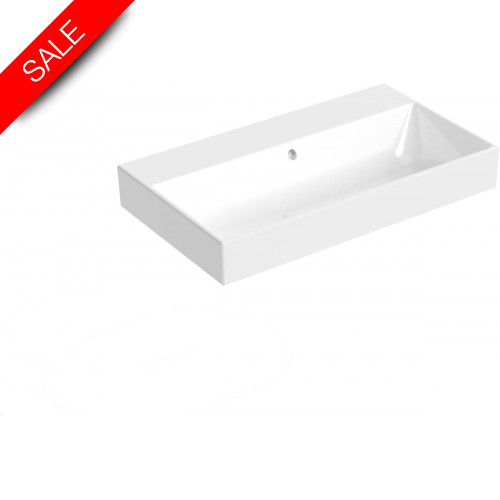 Saneux - Quadro 80cm Washbasin 0TH