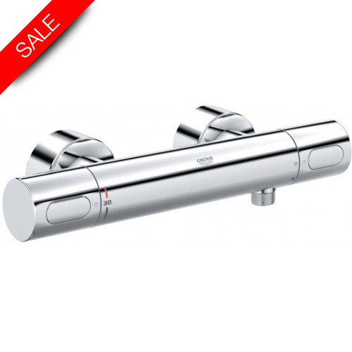 Grohe - Bathrooms - Grohtherm 3000 Cosmopolitan Thermostatic Shower Mixer 1/2''