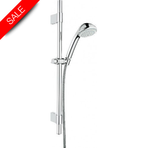 Grohe - Bathrooms - Relexa Shower Set Trio