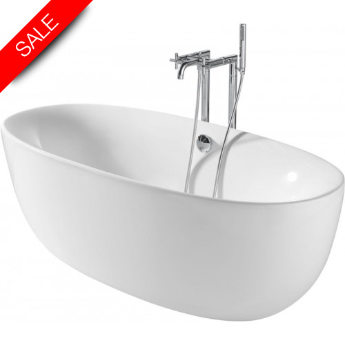 Roca - Virginia Freestanding Bath