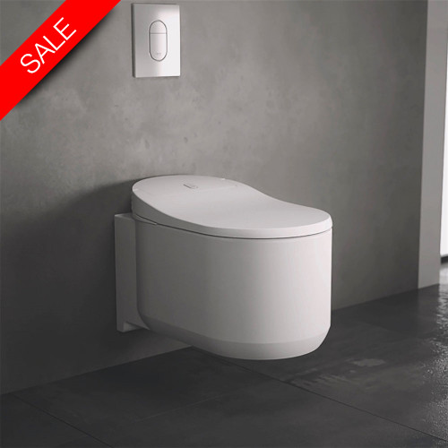 Grohe - Bathrooms - Sensia Arena Shower Toilet Wall-Hung