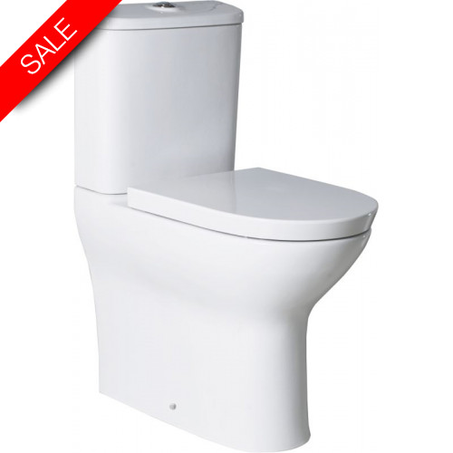 Roca - Colina Comfort Height Cistern 4.5/3L