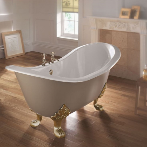 Freestanding Slipper Bath