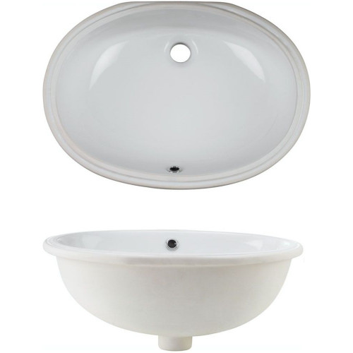 Basin Under Mounted