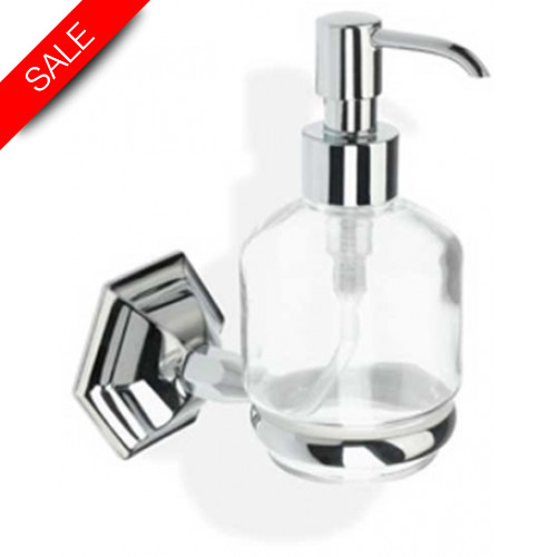 Imperial Bathroom Co - Astoria Wall Mounted Soap Dispenser