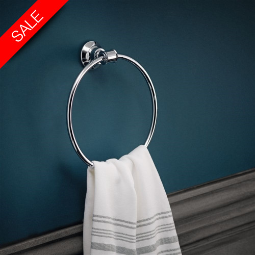 Hansgrohe - Bathrooms - Montreux Towel Ring