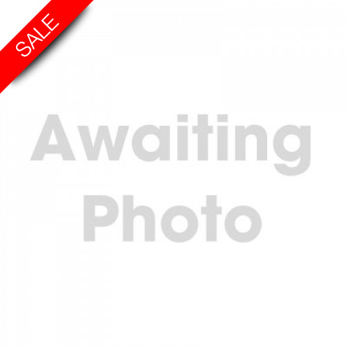 Geberit - Flush Plate Delta21 For Dual Flush