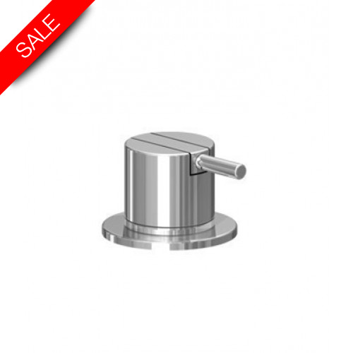 Vola - 1 Handle Table-Mounted Mixer, High Flow