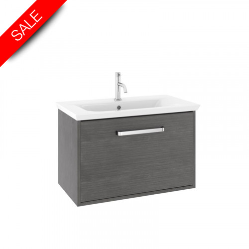 Bauhaus - Arena F 700mm Basin With Overflow 1TH