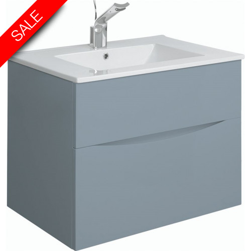 Bauhaus - Glide II Basin Unit 700mm