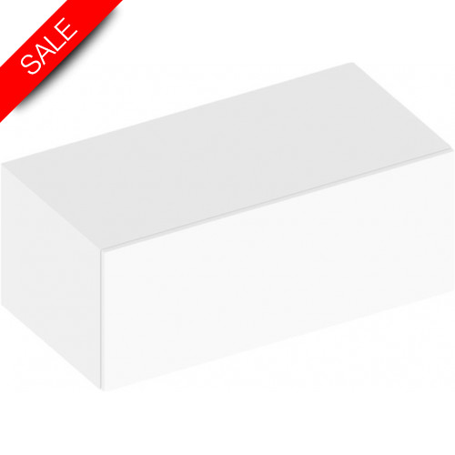 Keuco - Edition 90 Side Unit With Front Drawer 1000 x 400 x 485mm