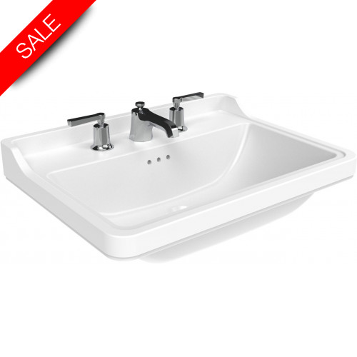 Saneux - Sofia 60cm Basin 3TH