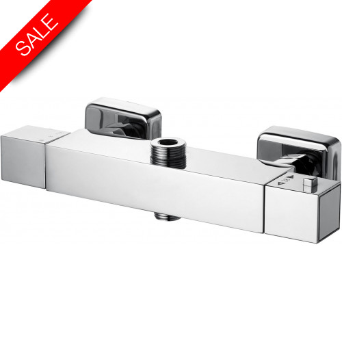Saneux - Tooga 2 Way Thermostatic Bar Valve