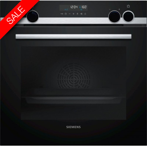 Siemens - iQ500 Multifunction Single Oven, activeClean