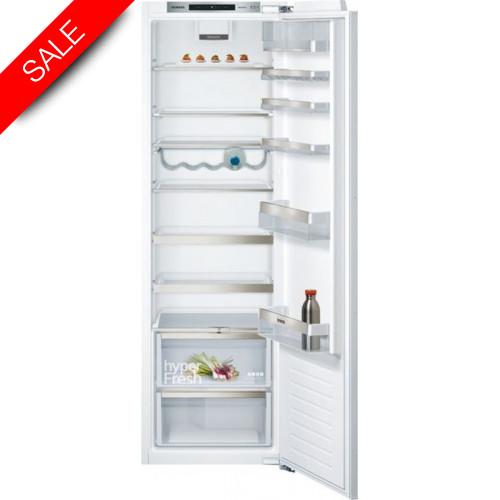 Siemens - iQ500 177cm Height Built In Single Door Fridge