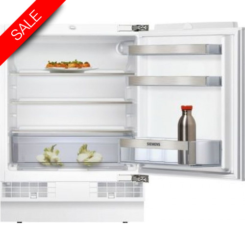 Siemens - iQ300 82 cm Height Built Under Single Door Fridge