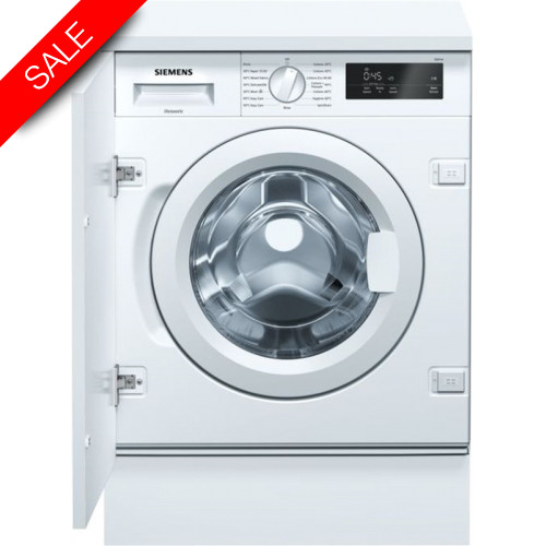 Siemens - iQ500 Front Loading Washing Machine, 8kg, 1400rpm