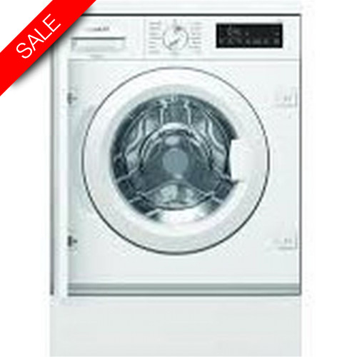 Siemens - iQ700 Front Loading Washing Machine, 8kg, 1400rpm